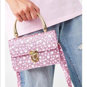 Glitter & stars!! ⭐️ Crossbody bag
